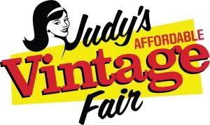 Judy's Vintage Fair Logo