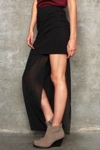 Cheap Monday Chizu Mesh Skirt
