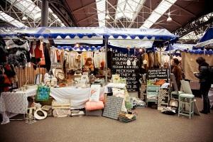 spitalfields vintage fair