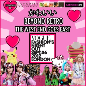 Beyond Retro The West End Goes East