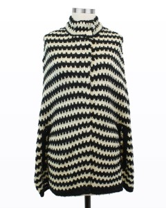 Gimme Shelter Sweater Cape