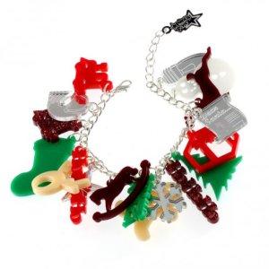 CHRISTMAS JUNK BRACELET